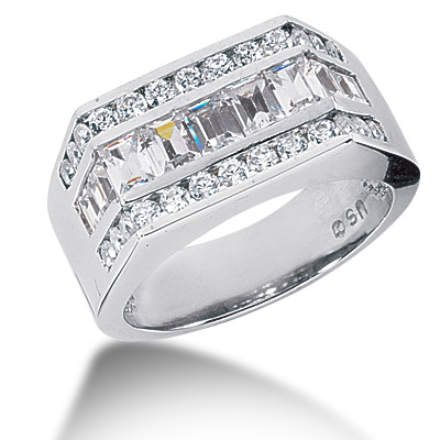 Mens Rings Fancy Styles